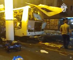Eksplozja autobusu w Rosji. 18 rannych, nie żyje jedna osoba