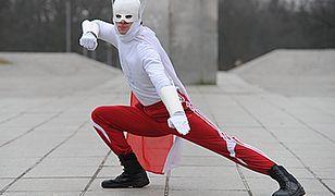 Superbohater ze Szczecina