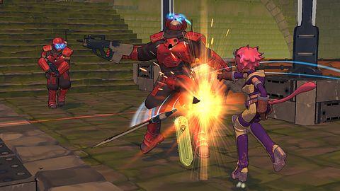 Blade Kitten również na 360 i PC