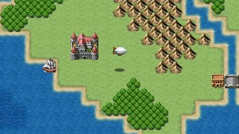 RPG Tsukuru DS czyli RPG Maker na DS