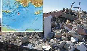 Grecja. Silne trzęsienie ziemi
