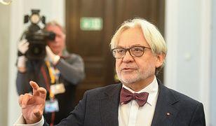 Poseł Wojciech Maksymowicz twierdzi, że sprawa z dyżurami to szukanie na niego haków