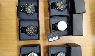 Zegarki i biżuteria wielkiej wartości w paczkach z Chin