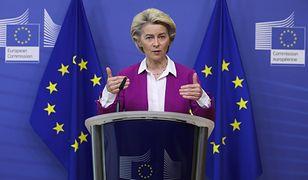 Debata w Parlamencie Europejskim. Ursula von der Leyen skrytykowała wyrok polskiego TK