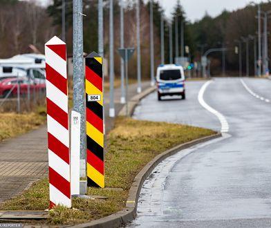Kontrole na granicy z Polską? Sprawą zajmie się niemiecki rząd