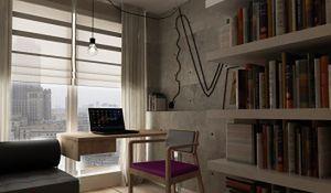 Domowe biuro - pomysły architektów na miejsce do pracy