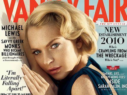 Lindsay Lohan chce szacunku