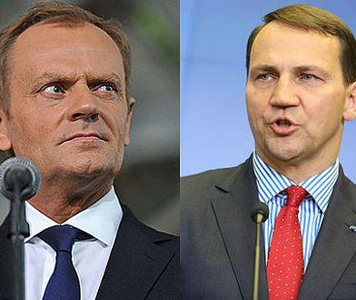 Eksperci: Radosław Sikorski i Donald Tusk kandydatami na ważne stanowiska w UE