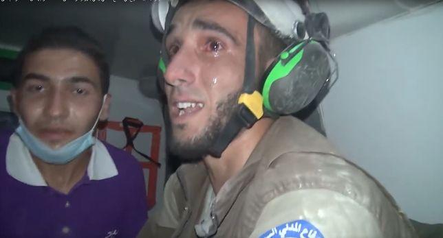 Izraelczycy ewakuowali Białe Hełmy z Syrii. Uchodźcy wyjadą na Zachód