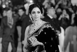 Nie żyje Sridevi Kapoor. 54-letnia gwiazda Bollywood zmarła na weselu