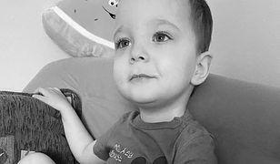 Zmarł 3-letni Filipek. Chłopczyk walczył z guzem mózgu