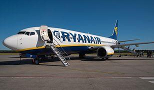 Ryanair czuje się bardzo mile widziany w Polsce