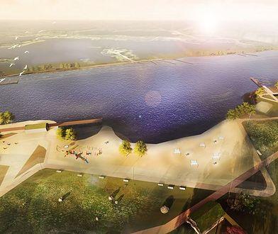 Najpóźniej w 2020 r. powstanie pierwszy element nowego Centrum Rekreacji i Wypoczynku.