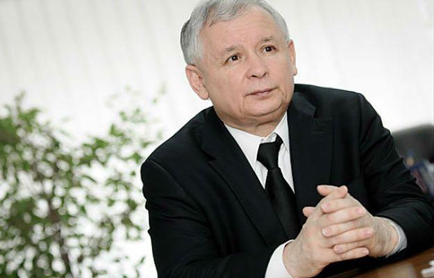 """Prezes PiS Jarosław Kaczyński w wywiadzie dla TVP znów mówi o """"podciąganiu taborów"""""""