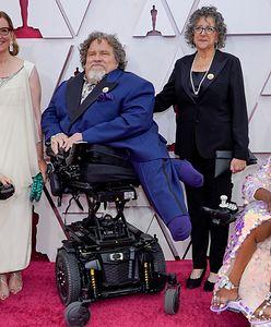 Oscary 2021: Oni podbili czerwony dywan. Wzięli ze sobą psa