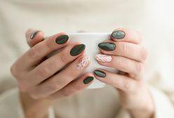 Paznokcie migdałki. Krótkie paznokcie w modnym kształcie