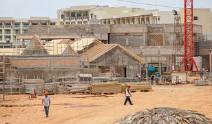 Raport ONZ donosi, że człowiek wydobywa ponad 40 mld ton piasku rocznie