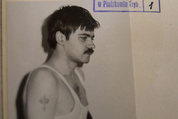 Mariusz Trynkiewicz w archiwalnych aktach