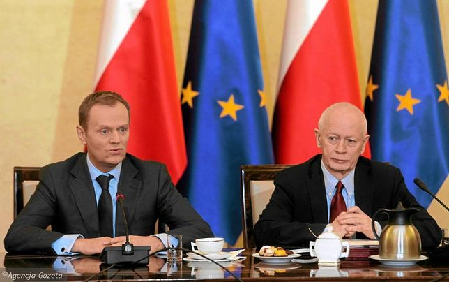 Donald Tusk, Michał Boni