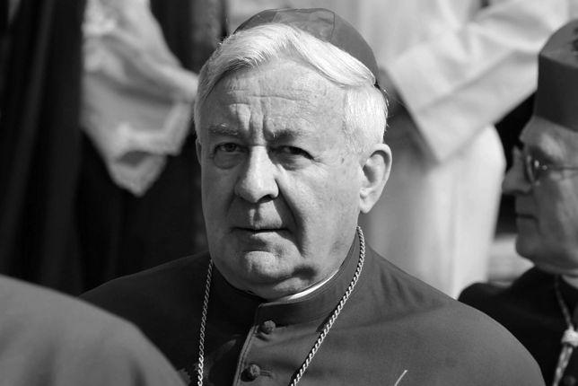 Abp Juliusz Paetz nie żyje. Miał 84 lata