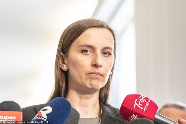 Sylwia Spurek złożyła rezygnację z funkcji zastępczyni Rzecznika Praw Obywatelskich Adama Bodnara