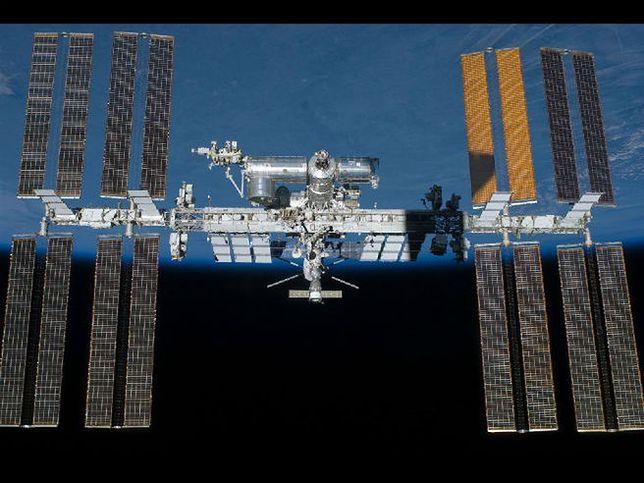 Ewakuacja na Międzynarodowej Stacji Kosmicznej. Rosjanie twierdzą, że był wyciek