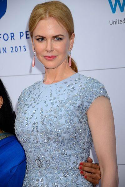 Nicole Kidmam utraciła całą naturalność