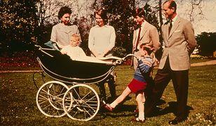 Doczekał się czwórki dzieci z królową Elżbietą. Jakim ojcem był książę Filip?