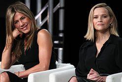 """Jennifer Aniston wyrzuciła Reese Witherspoon z """"Przyjaciół""""? Serialowa Rachel zabrała głos"""