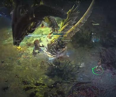 Diablo IV: nowy gameplay prezentuje walkę z demonem imieniem Ashava