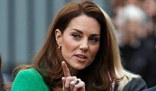 Księżna Kate pojawiła się na przyjęciu urodzinowym mamy. Płakała