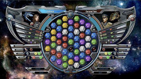 Puzzle Quest: Galactrix już w sieci