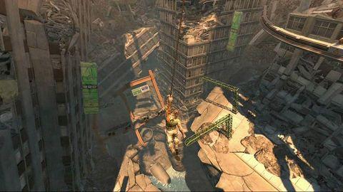 Trailer: Multiplayer w Bionic Commando
