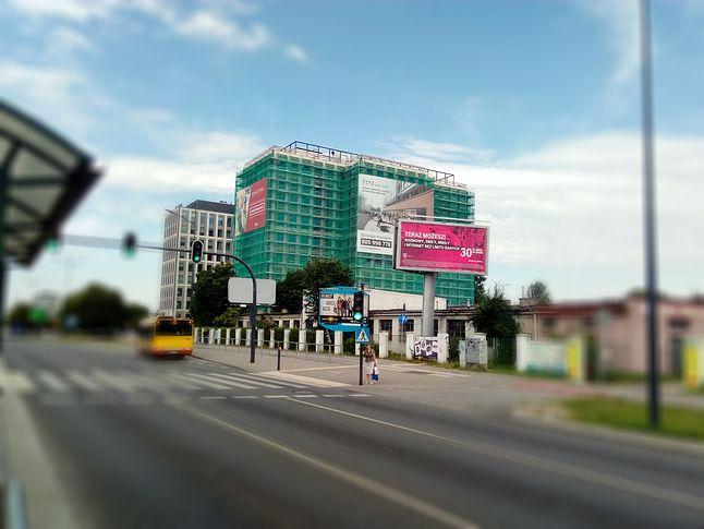 Zdjęcie przeskalowane przez dp (bokeh)