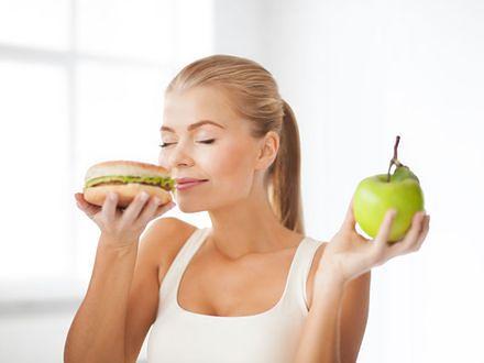 Wąchanie jedzenia poprawia naszą dietę
