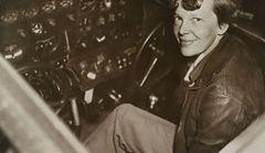 Tajemnicze zniknięcie pierwszej kobiety za sterami samolotu