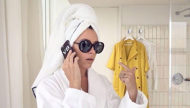 5-minutowy make up Victorii Beckham