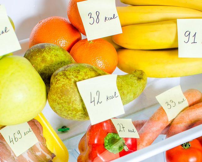 Liczenie kalorii ułatwia skomponowanie zbilansowanej diety.