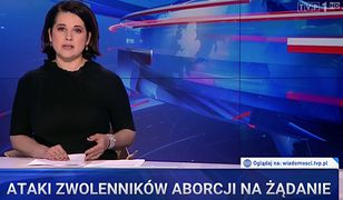 """Szokująca nagonka w """"Wiadomościach"""" TVP. W internecie wrze"""