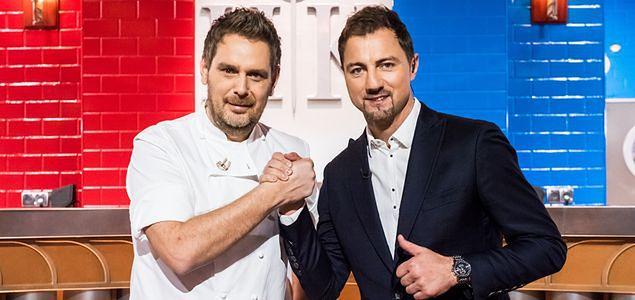 """""""Hell's Kitchen"""": Jerzy Dudek pomoże szefowi Amaro wybrać finalistów"""