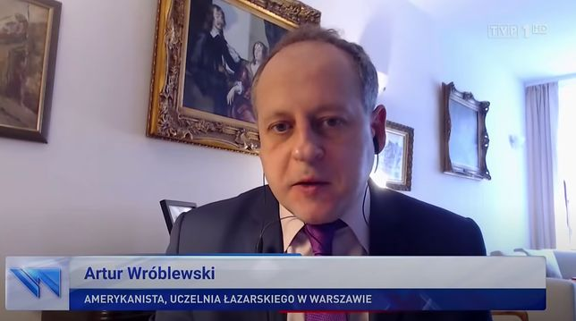 Artur Wróblewski - fałszywy profesor