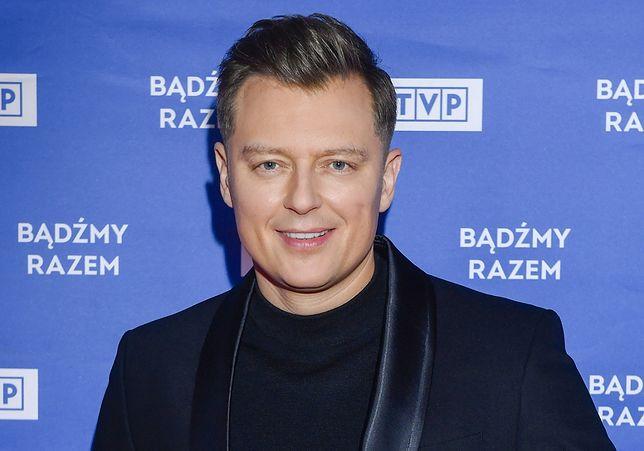 Rafał Brzozowski powiedział o kulisach eliminacji na Konkurs Piosenki Eurowizji