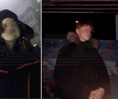 Dwóch nastolatków przyznało się do winy (zdjęcia pochodzą z kanału Baza)
