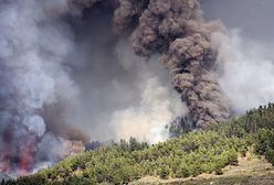 Wybuch wulkanu na wyspie La Palma. Co z turystami z Polski?