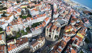 Na zdjęciu Lizbona, stolica Portugalii