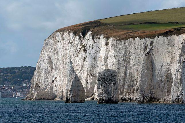 Klify w Dorset