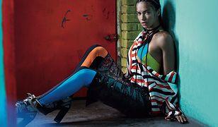 """Adriana Lima w olimpijskiej sesji """"Vogue Brazil"""""""