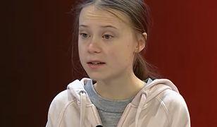 Greta Thunberg była gościem Światowego Forum Gospodarczego w Davos.