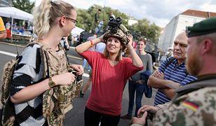 Niemiecka armia chce zatrudniać Polaków. Nie trzeba będzie nawet zakładać munduru