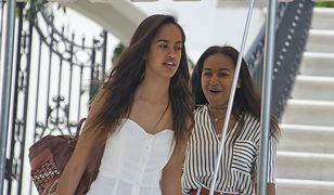 "Malia i Sasha Obama w dokumencie ""Becoming"". Są dumne z matki"